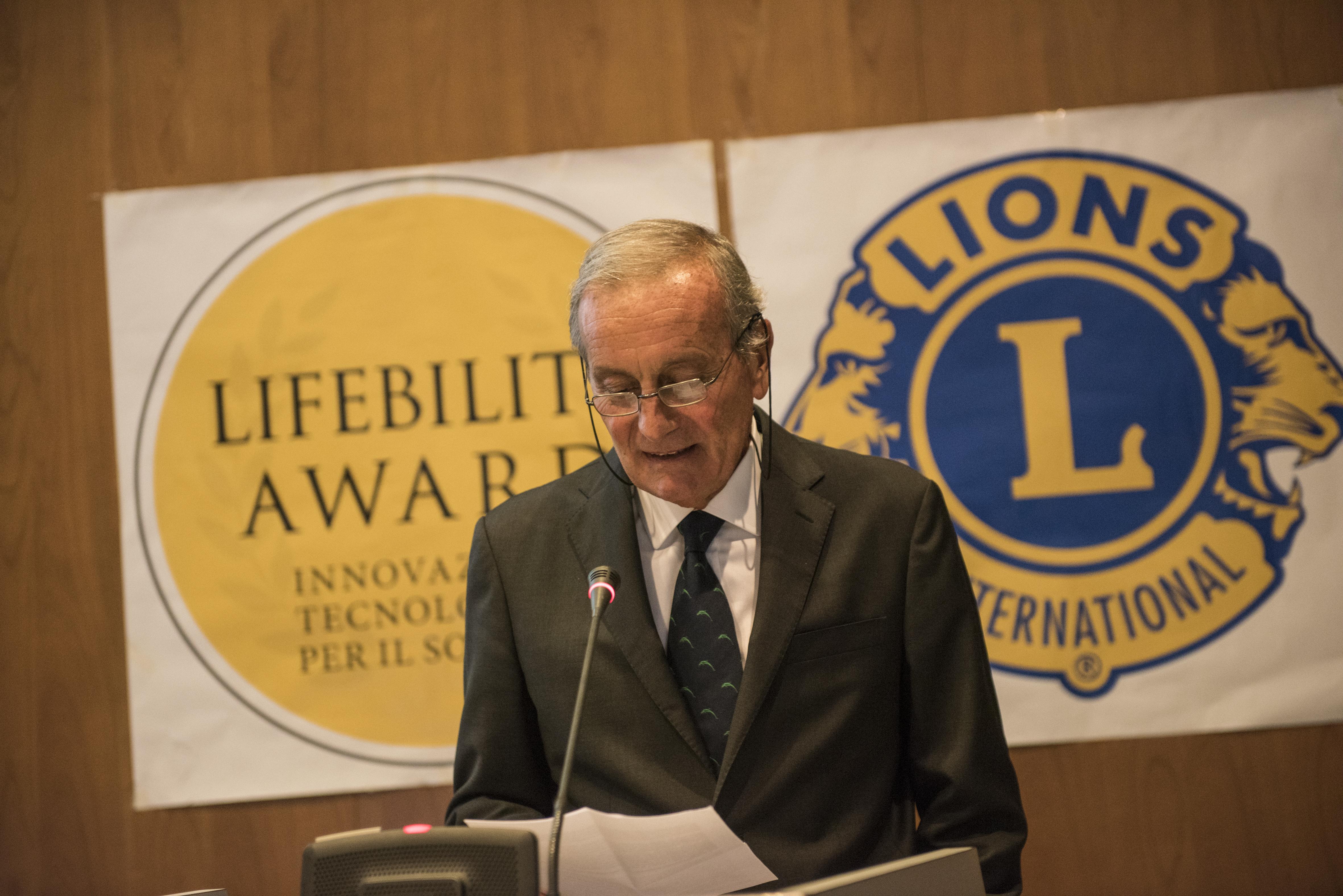 Arnaldo Minetti – Vincitore Premio Imprenditore Etico Lombardia 2017