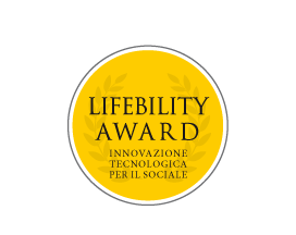 Lifebility Award Logo